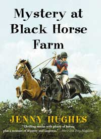 "Click here to buy ""Mystery at Black Horse Farm"" at Amazon.com"